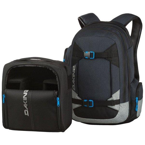 Dakine Mission - Las mejores mochilas para camaras