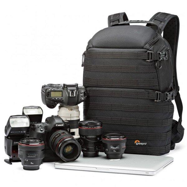 Mochila Lowepro Tactic 450 - La mejor mochila fotografica