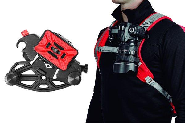 correa mochilas cinturon Peak Design Capture Pro