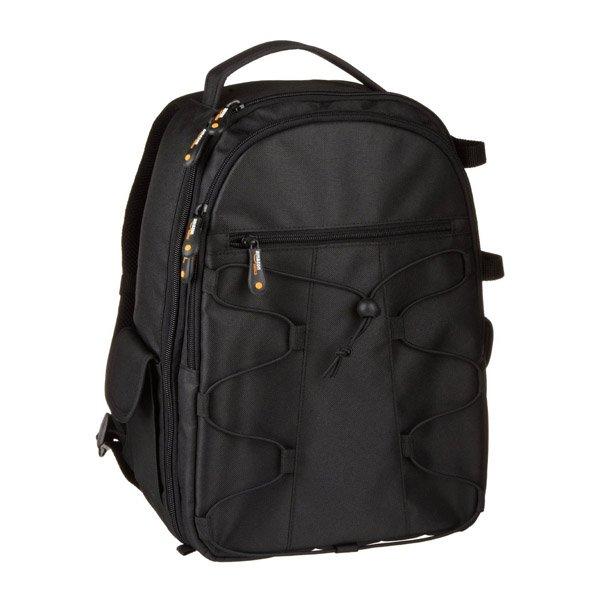 Amazon Basics. 1393R1 - Mochila para camara reflex barata