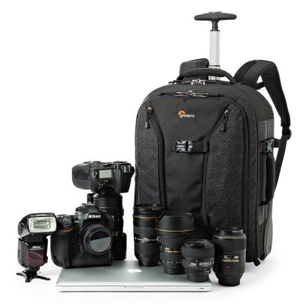 Mochila fotografica con ruedas - Lowepro Pro Runner RL x450 AW II