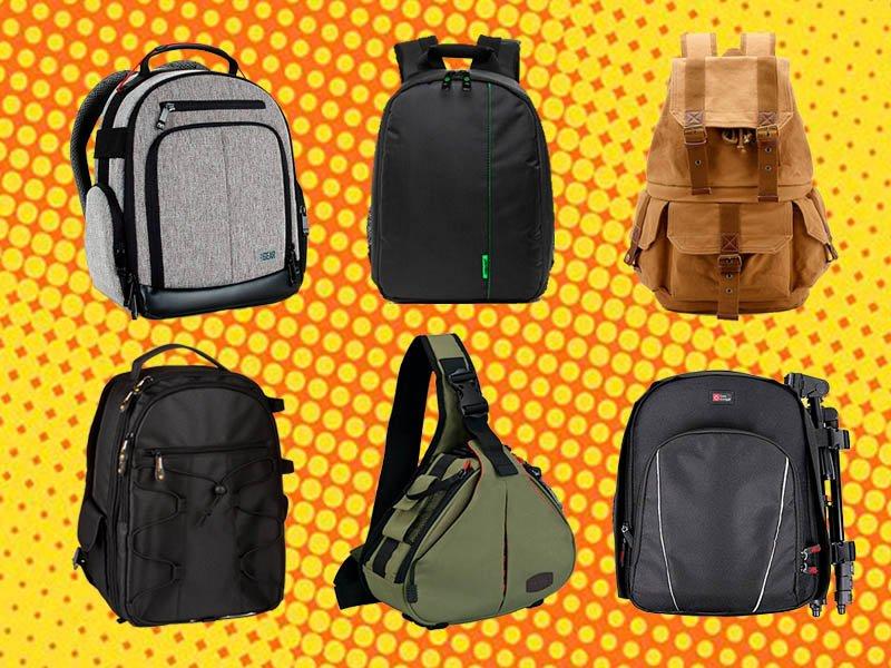 mochilas economicas para camaras reflex