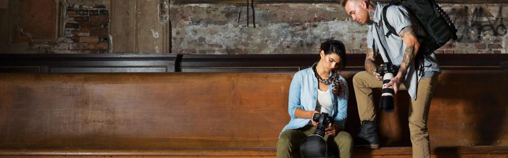 mochilas para fotografos