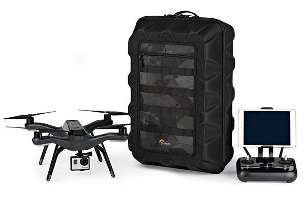 mochila para drone Lowepro DroneGuard CS 400
