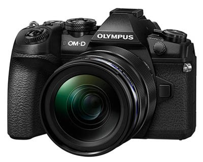 Olympus OMD E-M1 Mark II camara mirrorless