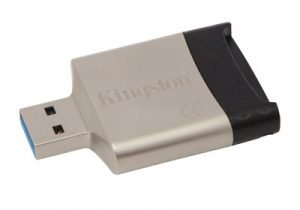 Lector de tarjetas Usb Kingston MobileLite 4g