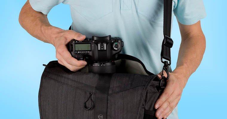 Caracteristicas bolsos para camaras reflex