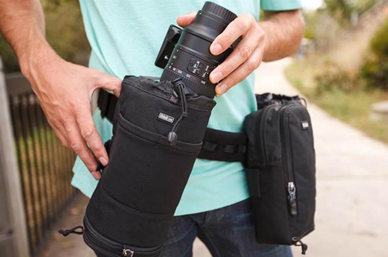 los mejores cinturones de fotografia para objetivos y camaras