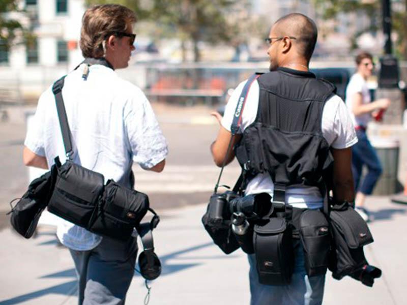 cinturones fotograficos para camaras y objetivos
