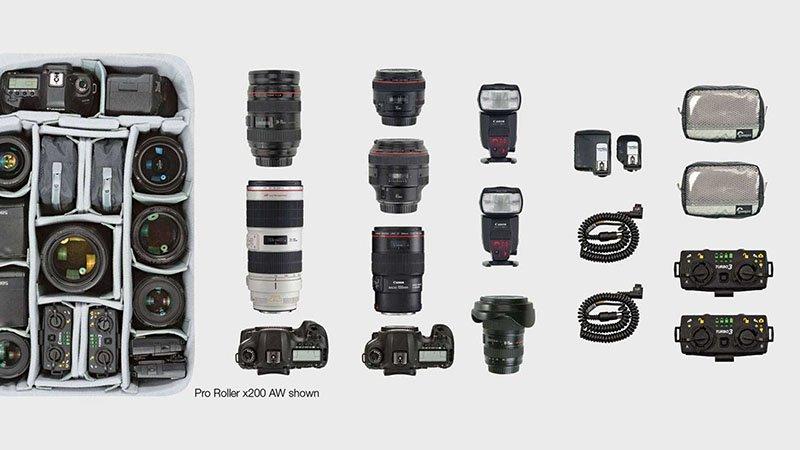 Las mejores maletas de fotografia
