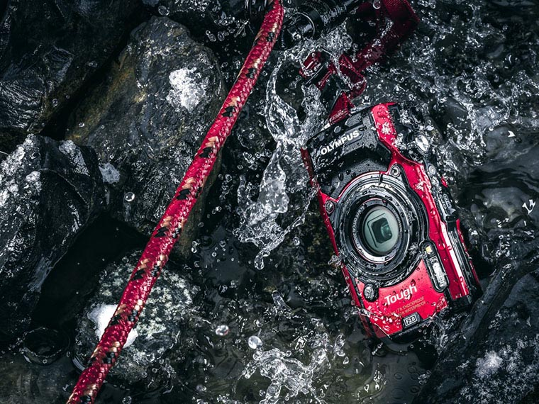 Mejor camara acuatica Olympus TG5