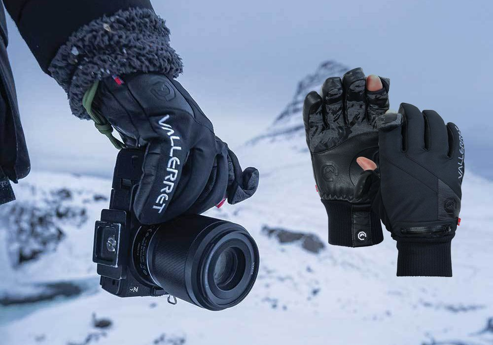 mejores guantes para fotografos